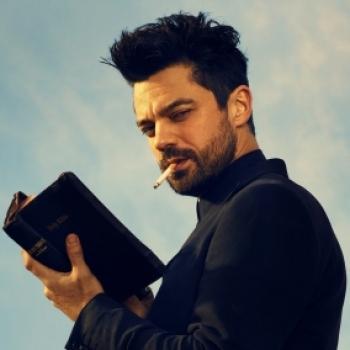 Проповедник Крипты