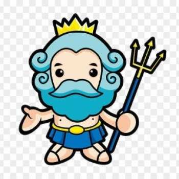 Морской Бог