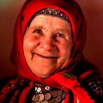 бабушка спекулянт